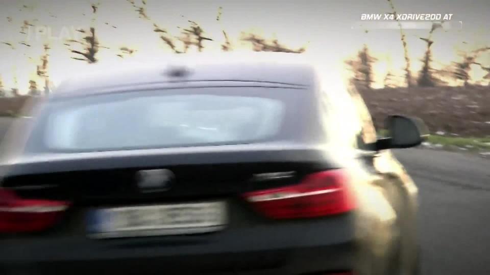 BMW X4 xDrive20d AT