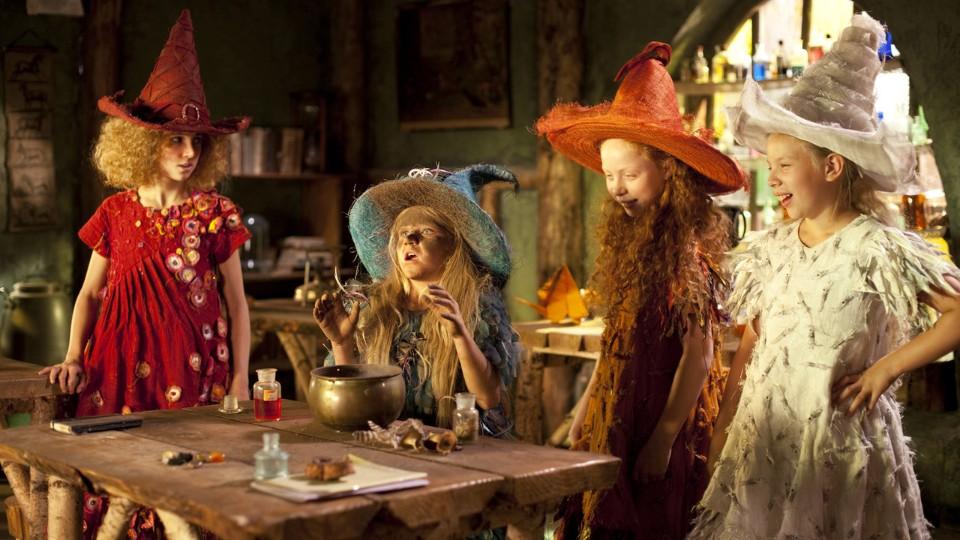 Violka, malá čarodějnice