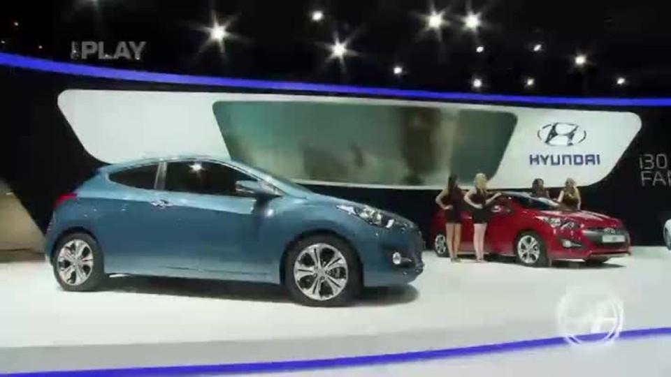 Hyundai i30 3D