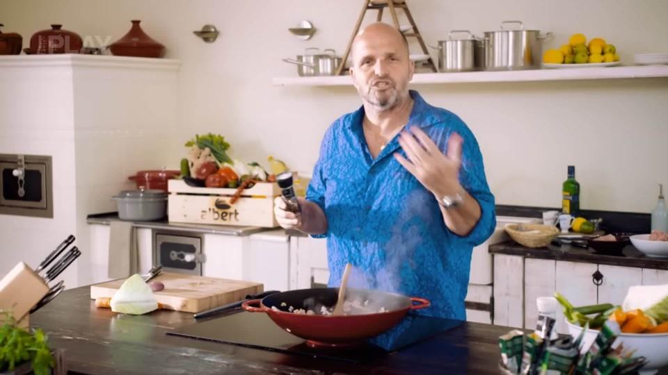 Teď vaří šéf! III (7) - Exotické menu