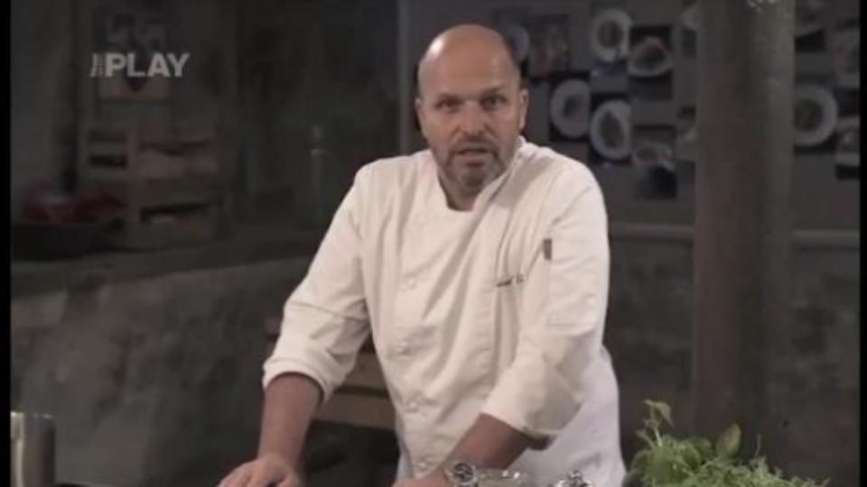 Vařte jako šéf - veloute