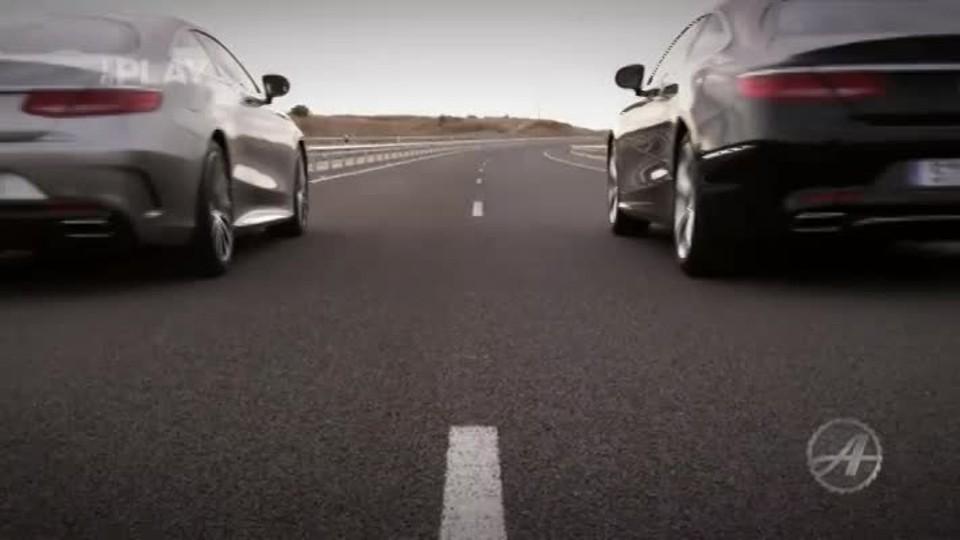 Mercedes-Benz S Coupé