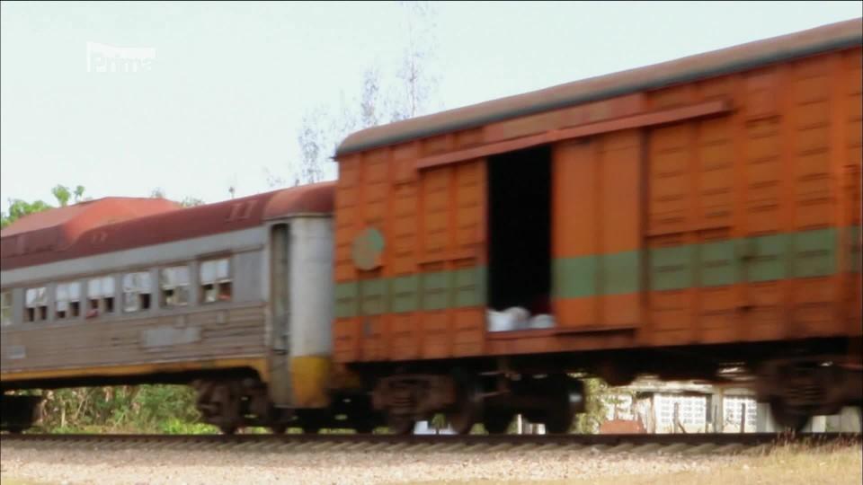 Nejdrsnější vlaky světa (5) - Kuba