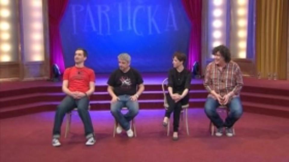 Partička (40) - Brechtovo divadlo - UnCut