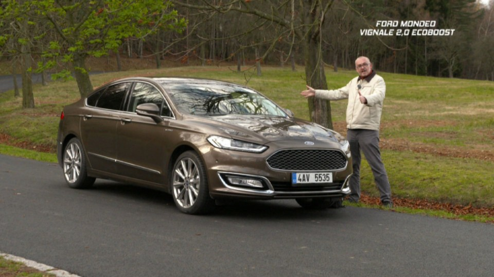 Ford Mondeo Vignale 2,0 EcoBoost