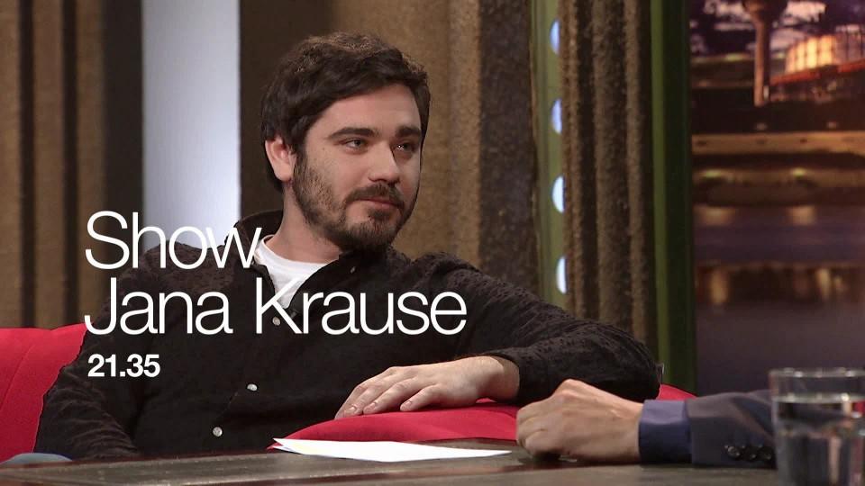 Show Jana Krause 2016 (1) - upoutávka