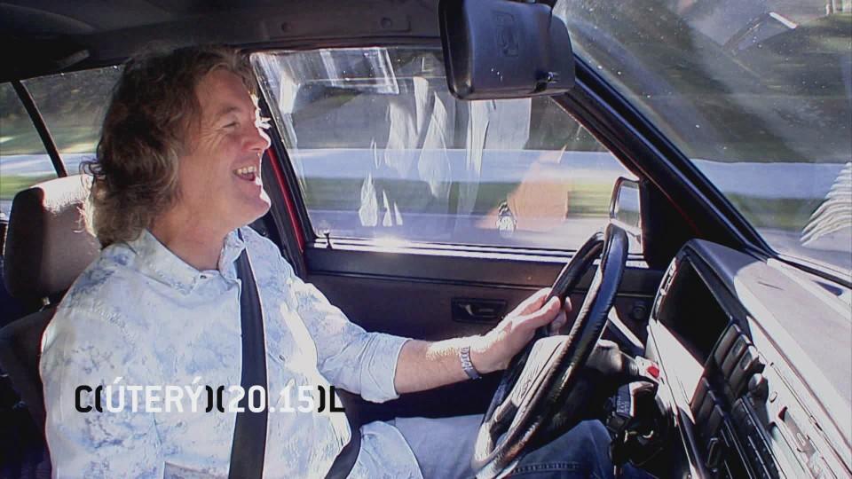 Top Gear speciál: James May a lidové autíčko (3) - upoutávka