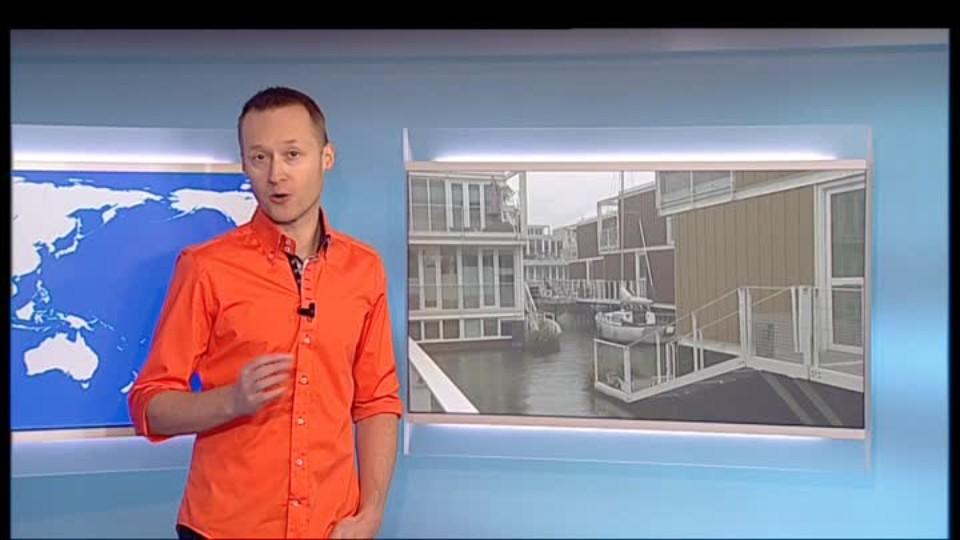 SVĚT: Holandské domy na vodě
