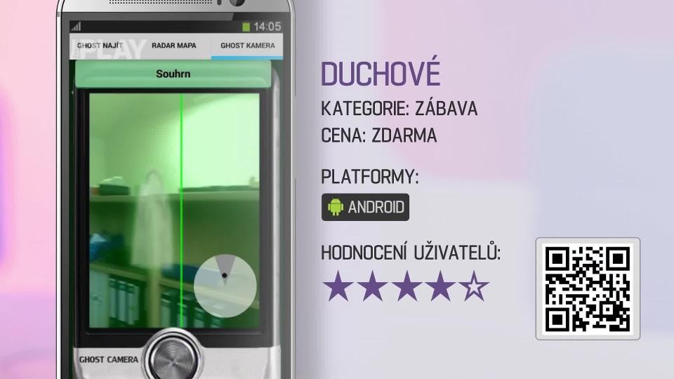 Prima Rádce - Aplikace DUCHOVÉ