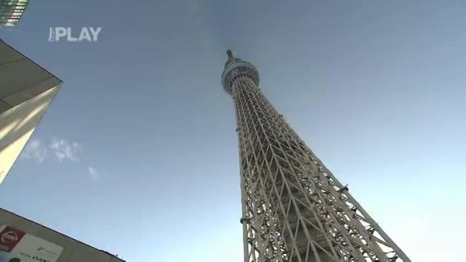 Sky Tree Tokio