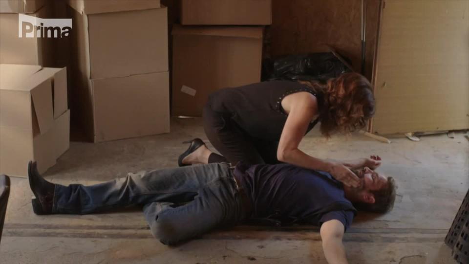 V.I.P. vraždy (10) –Janda potřebuje profackovat