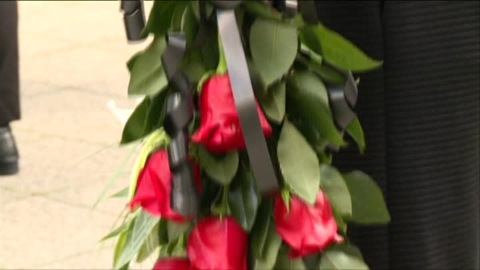 TOP STAR 5.10.2016 - Eva Skallová pohřeb