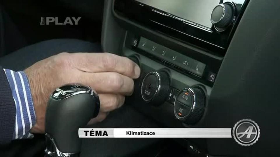 Preventivní servis automobilu: Klimatizace