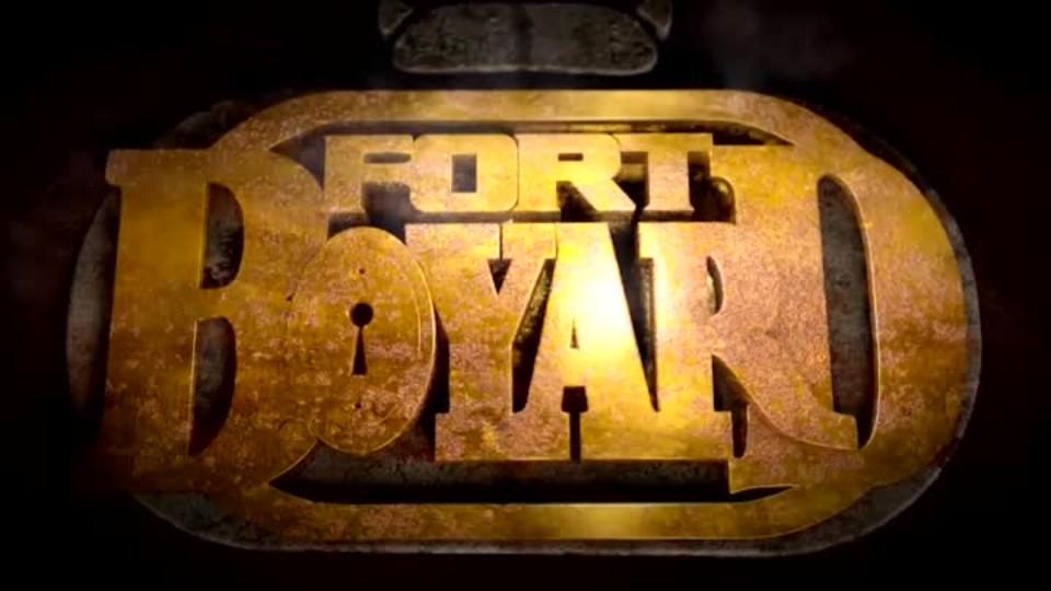 Pevnost Boyard (1) - Hanka Kynychová a místnost plná hadů