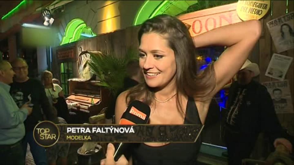 TOP STAR 1.9.2016 - Petra Faltýnová o rozvodu