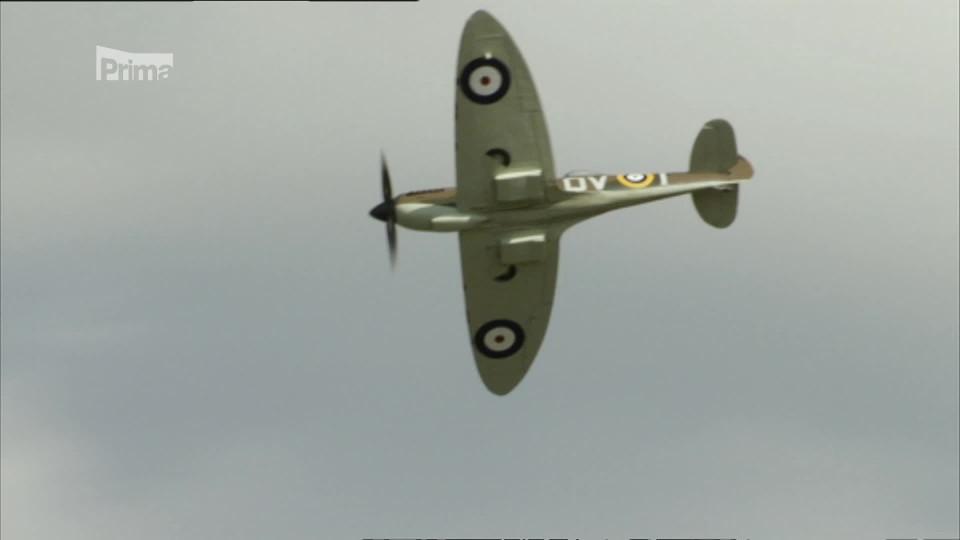 Bitva o Británii s Ewanem McGregorem  (1) - Hawker Hurricane