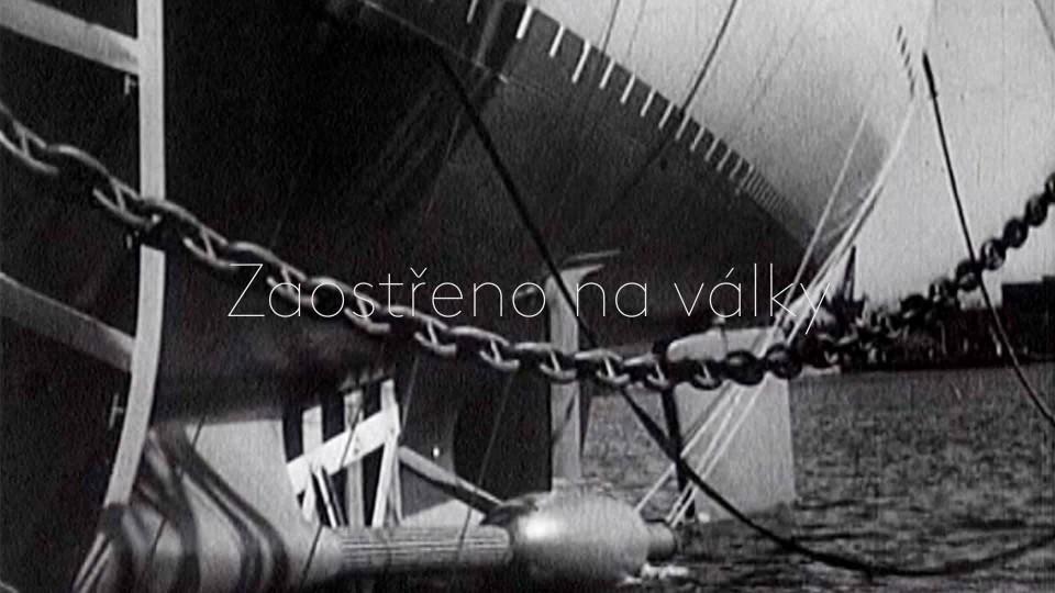Útok na bitevní loď Tirpitz - upoutávka