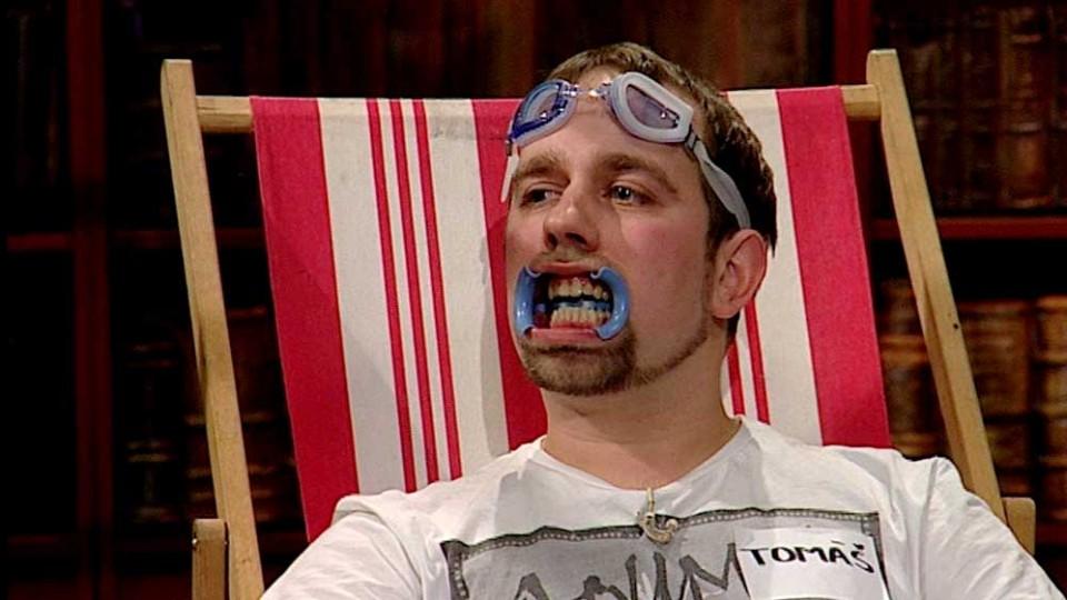 Pekelná výzva (4) - Dentální roztahovač