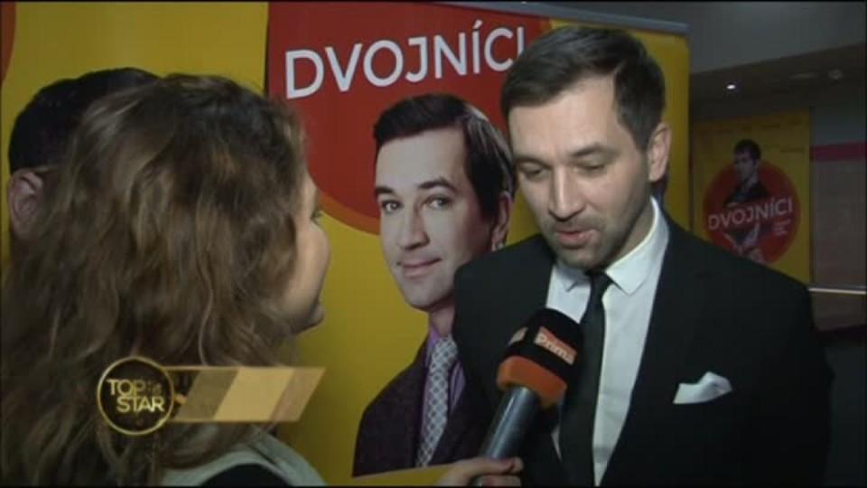 TOP STAR 17.3.2016 - Komedie Dvojníci - večírek