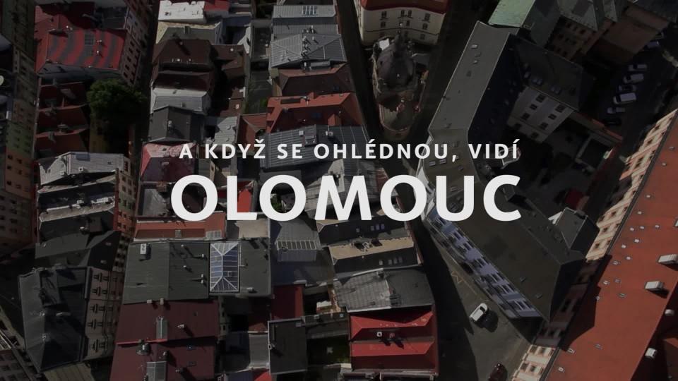 Když se ohlédnu, vidím Olomouc: Verze pro uchazeče