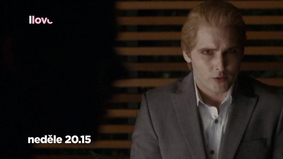 Twilight sága: Zatmění - upoutávka