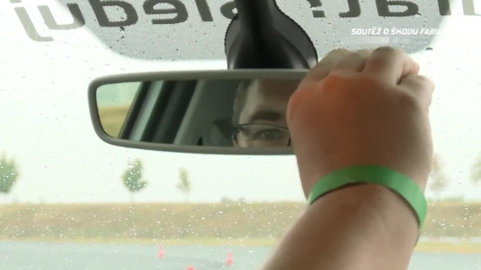 Soutěž o Škoda Fabia třináctý týden
