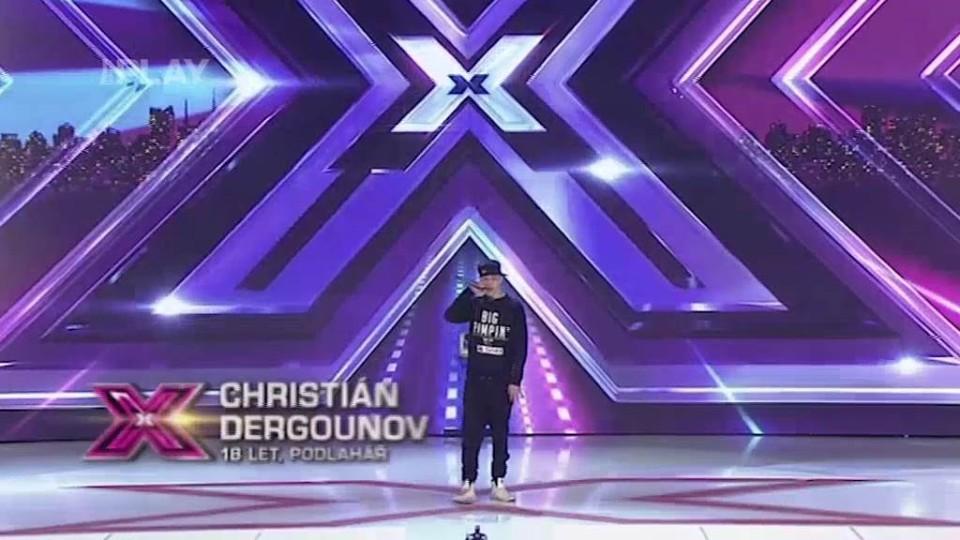 Nejlepší vystoupení (5) - Christian Dergounov