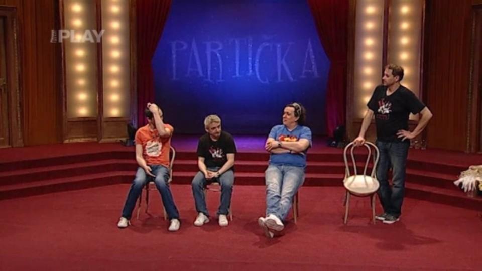 Partička (76) - Filmový kritik - UnCut