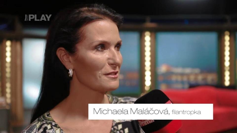 Michaela Maláčová - rozhovor