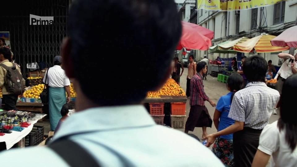 Anthony Bourdain_Neznámé končiny 1 - zašlá sláva Myanmaru