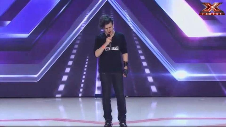 X Factor - lazar