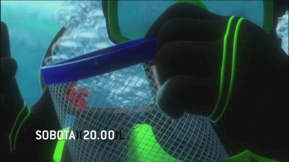 Hledá se Nemo - upoutávka