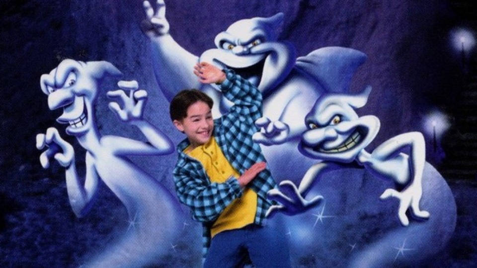 Casper: První kouzlo