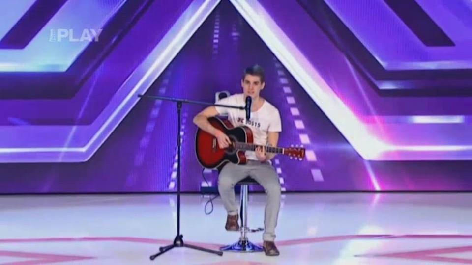 X Factor (6) - nejlepší vystoupení - Ivan Kanich