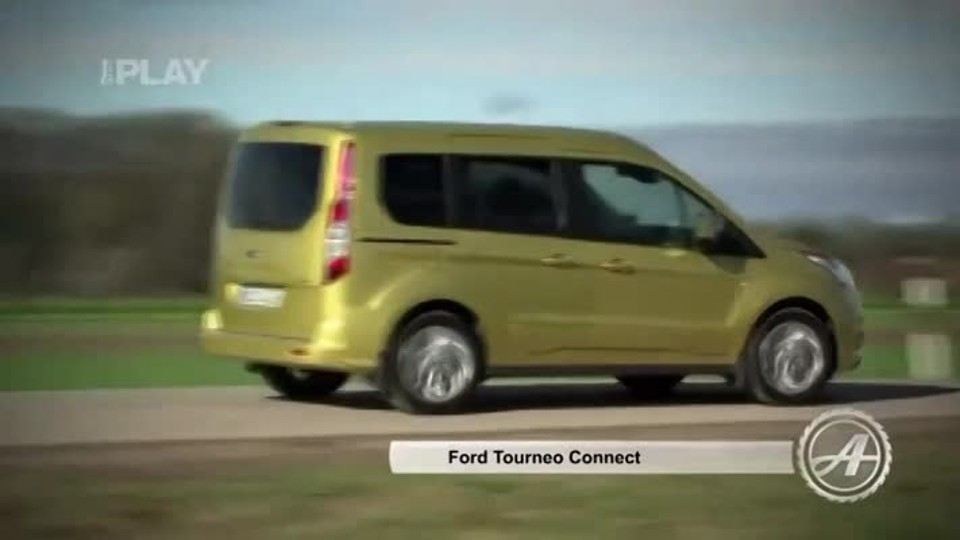 Ford Transit Connect VAN L2 1,6TDCi Trend
