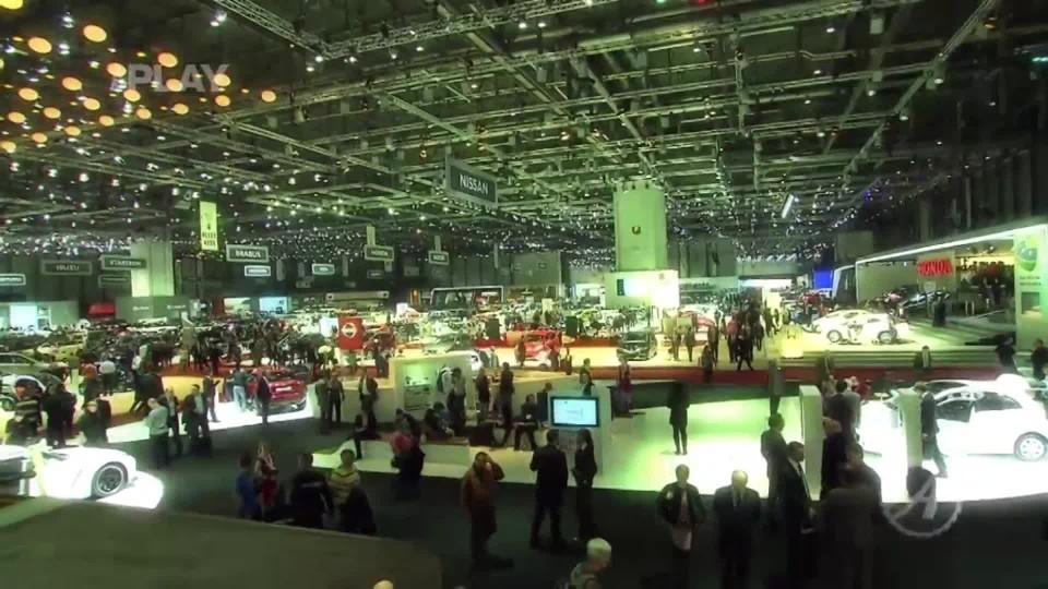 Geneva Motor Show 5/6