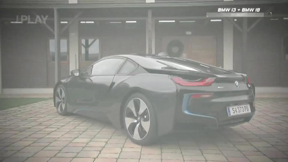 BMW i3 BEV + BMW i8
