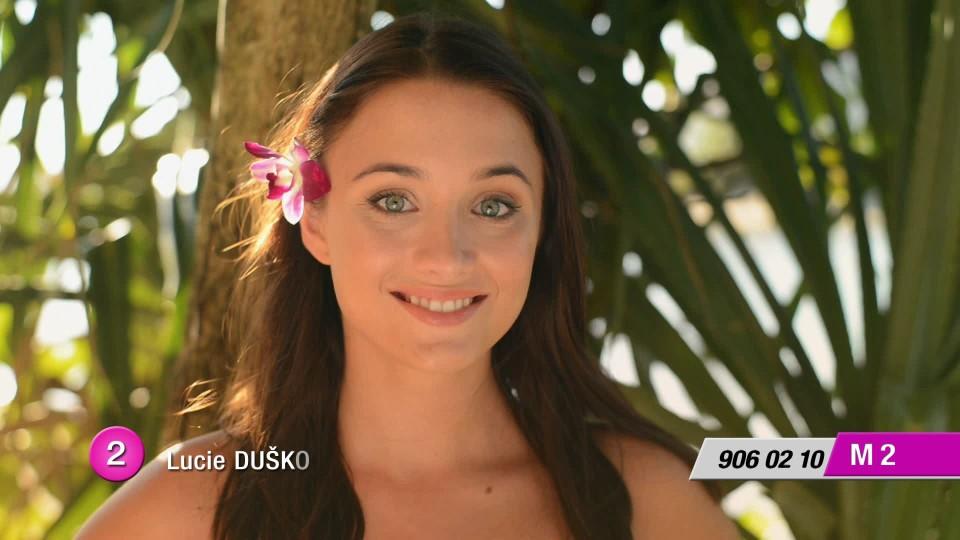 Česká MISS 2016 - Lucie Dušková (medailonek M2)