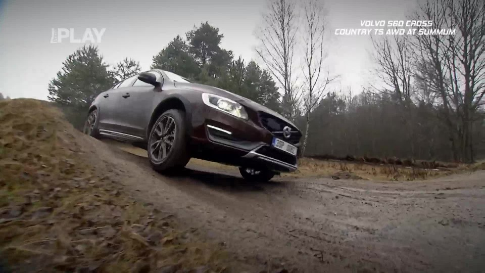 Volvo S60 Cross Country T5 AWD AT Summum