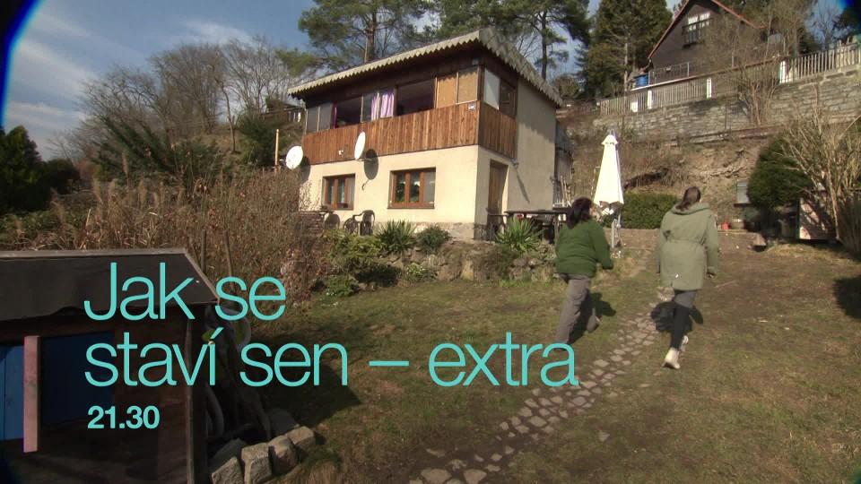 Jak se staví sen - extra (3) - upoutávka