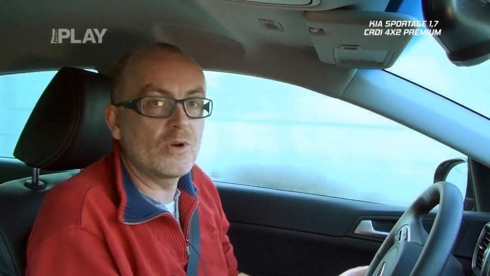 Kia Sportage 1,7 CRDi 4x2 Premium