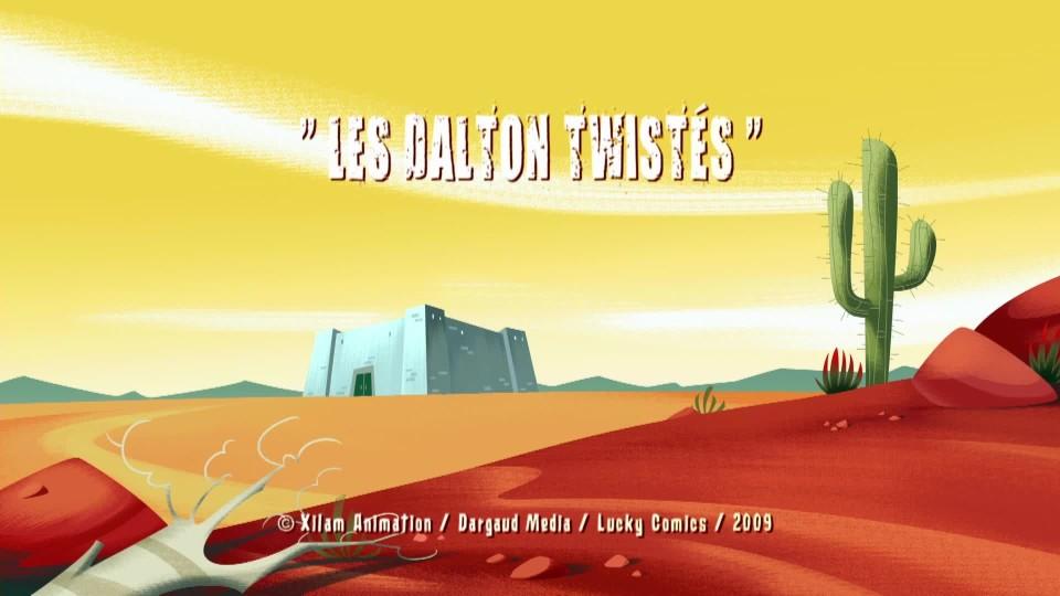 Daltonovi (2) - Daltonovi tancují twist