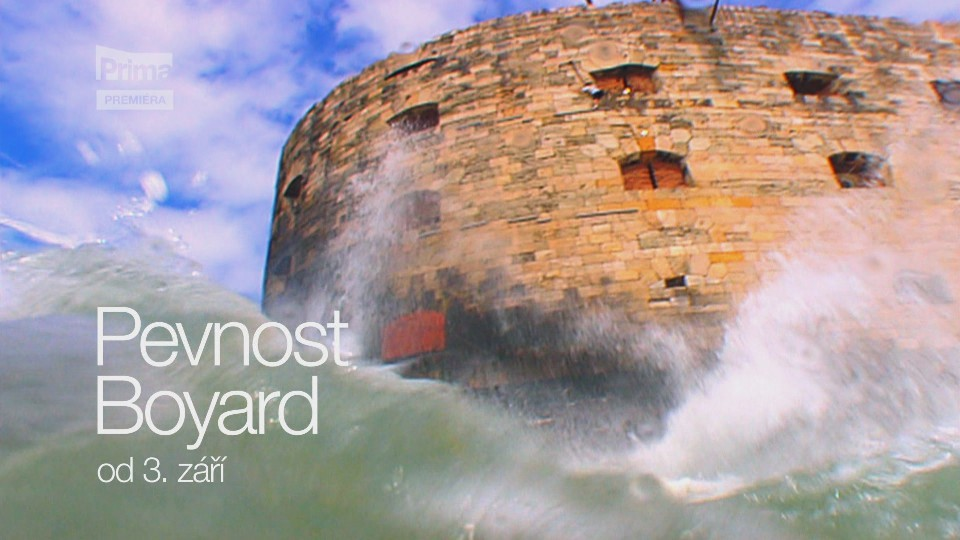 Pevnost Boyard 2016 (1) - upoutávka