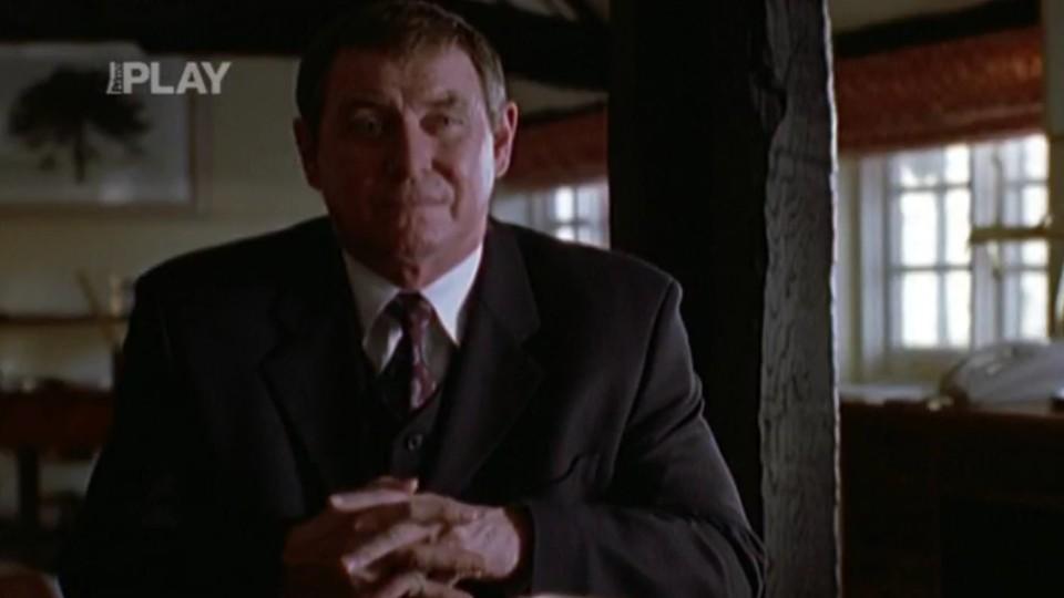 Vraždy v Midsomeru I (4) - Smrt darebáka