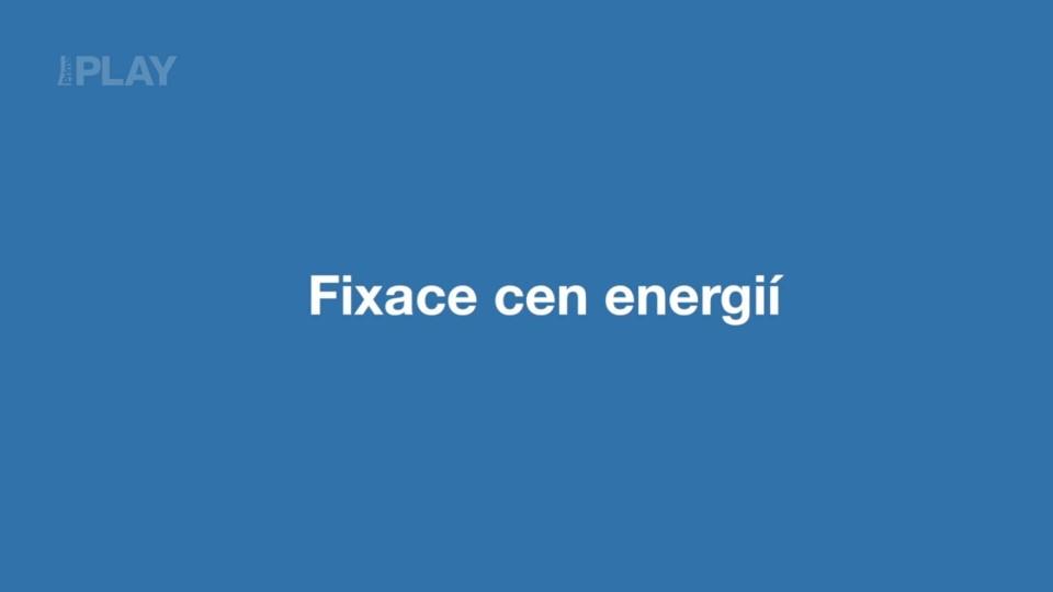 Prima Rádce - Fixovat ceny energií?