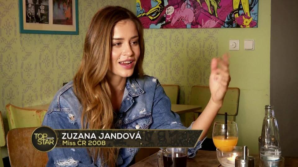 TOP STAR Magazín 2016 (19) - Zuzana Jandová