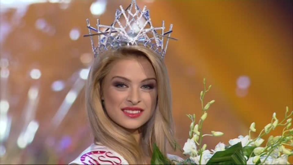 TOP STAR 7.4.2016 - Kristýna Kubíčková - Česká Miss Earth