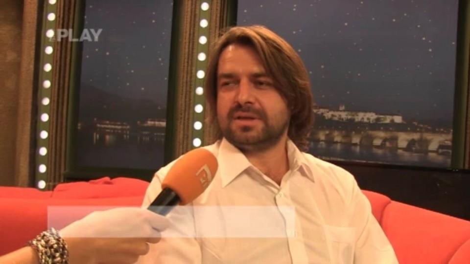 Zdeněk Macura - rozhovor 20.9.2013