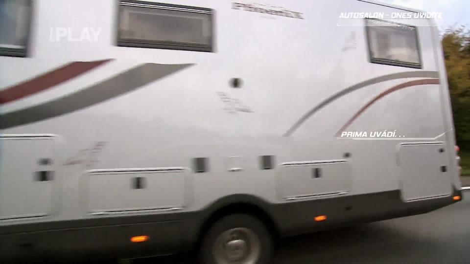 Obytné vozy Alkovna vs Integrál I