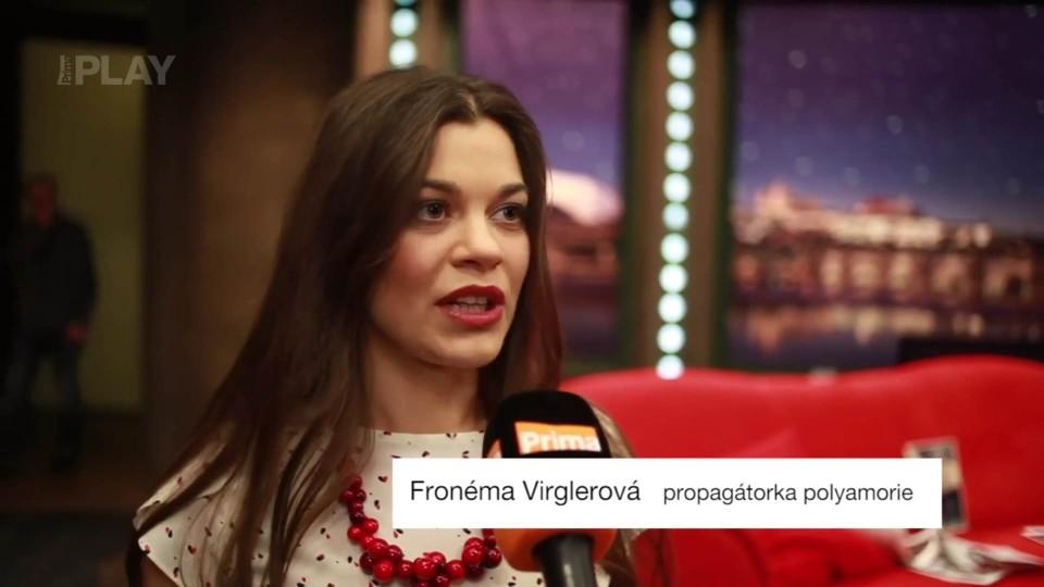 Fronéma Virglerová - rozhovor